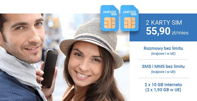 Oferta Jambox Mobile dla rodziny
