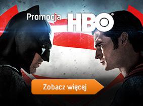 Promocja pakietów HBO